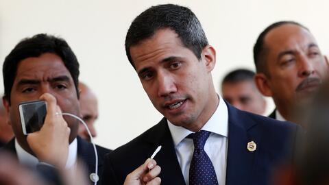 En un minuto: Guaidó denuncia el arresto de su principal asesor por la inteligencia venezolana