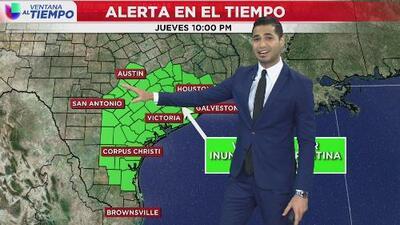 ¿Qué se puede esperar en el área de Houston con la llegada del huracán Harvey?