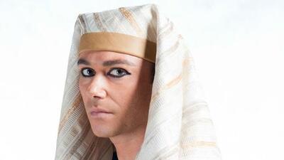 Ángelo Paes Leme es José en 'José de Egipto'