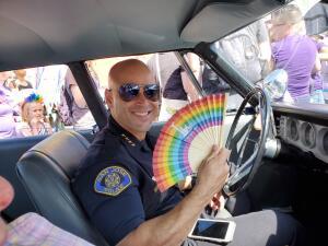 'Silicon Valley Pride': así se celebró el festival del orgullo gay por las calles de San José