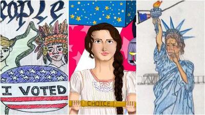 Los Ángeles: ayúdanos a escoger al ganador del 'Concurso de Arte Vota Conmigo'