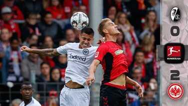 Carlos Salcedo y el Eintracht Frankfurt inician la Bundesliga ganando al Friburgo