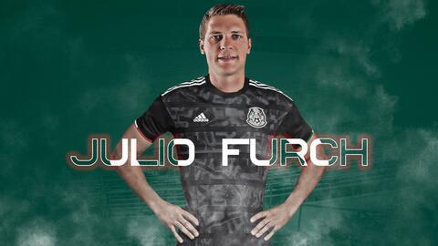 """Furch defiende su deseos por pertencer al Tri: """"no saben lo que siento por México"""""""