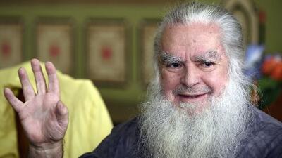 El 'Brujo Mayor' predice cuál será el resultado del test de paternidad de Julián Gil