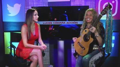'Ferny y su mágico requinto' en vivo este fin de semana en el Festival Fiestas Patrias