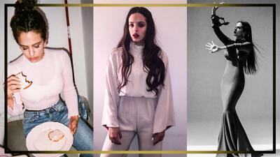 Anitta, Rosalía, Karol G, Kali Uchis... las reinas definitivas de la música urbana en 2018