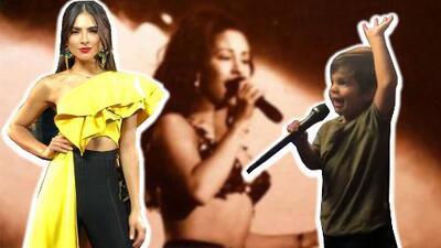 Al ritmo de Selena: así se divierte el hijo de Alejandra Espinoza durante 'El Grito' de Independencia