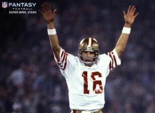 Los 10 jugadores con más puntos de fantasy en el Super Bowl