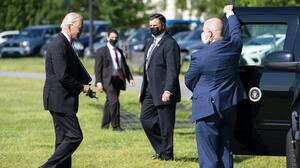 Interceptaron un pequeño avión que violó el espacio aéreo cuando Biden estuvo en Delaware el fin de semana
