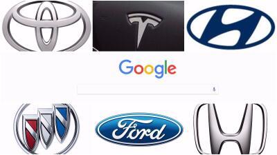 Estas fueron las marcas de carros más buscada en Google desde EEUU durante 2017