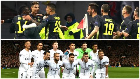 ¿Fin de semana de campeones? Juventus y PSG, a un paso del título en La Serie A y la Ligue One