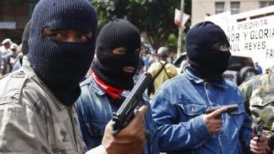 """En Venezuela hay un """"total descontrol"""" de armas, según el coordinador de AI"""