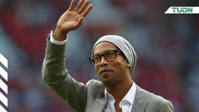 Nuevos problemas de Ronaldinho con la justicia de Brasil