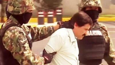 Reveladores detalles tras la capturad de Joaquín El Chapo Guzmán