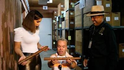 Carlitos 'El Productor' y Clarissa Molina aprendieron a fabricar cigarros en República Dominicana
