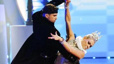 Un rey en cuero: Pedro Moreno domina la pista y a los jueces con este baile