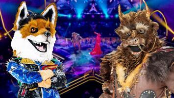 Emoción y nervios en la semifinal de ¿Quién Es La Máscara? y el adiós a Minotauro y Zorro