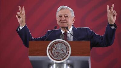 ¿México necesita a EEUU? AMLO responde a Trump con un enigmático silencio