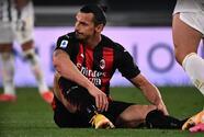 Lesión de rodilla de Ibra no lo pondría en riesgo para Euro 2020