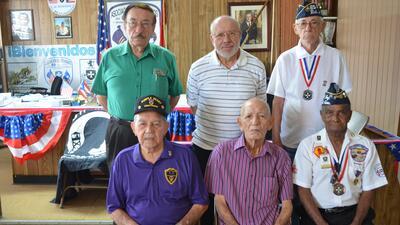 Realizan homenaje a los Borinqueneers en El Morro