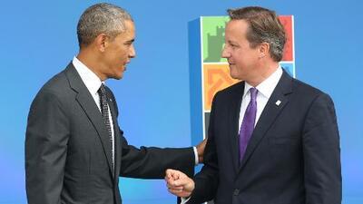 Once aliados de la OTAN acuerdan ampliar campaña militar en contra del grupo 'ISIS'