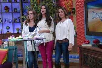 El 'baby shower' de Ana Patricia