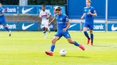 ¡Debut oficial! Gerardo Arteaga juega sus primeros minutos con el Genk