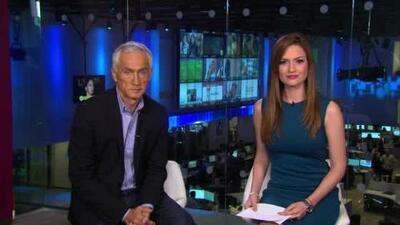 Entrevista Jorge Ramos con Michelle Galván