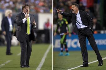 Así han cambiado las caras del Tri de la era del 'Piojo' a la de Osorio