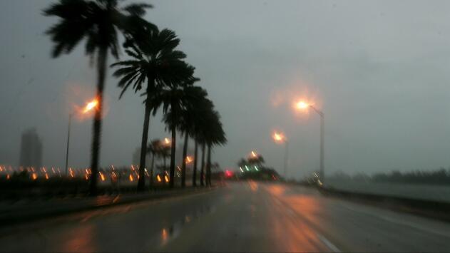 Se esperan lluvias para este miércoles en la noche en el sur de Florida
