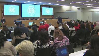 Polémica por informe en el que al parecer se recomienda la disolución de la mesa directiva del Houston ISD