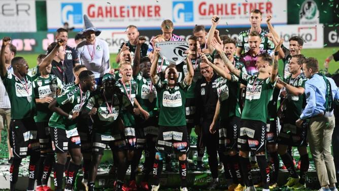Polémica goleada de 9-0 con sospecha de amaño en Austria