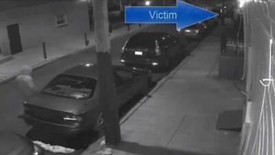 Policía de Filadelfia revela videos de vigilancia de los momentos previos a un tiroteo