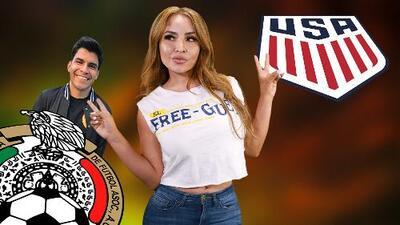 """""""Mi corazón está dividido"""": Eder y La Bronca discuten ante el encuentro México vs. Estados Unidos"""