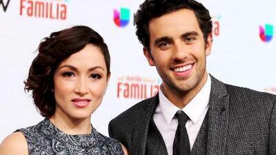 Laura Vignatti y José Pablo Minor son la pareja más dispareja que hay en 'Mi Marido tiene Familia'