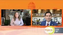 El Dr. Saúl Jiménez Sandoval de Fresno State ofrece información importante para los padres sobre la preparación  temprana de sus hijos