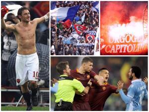 Roma vs. Lazio, uno de los clásicos más explosivos del mundo