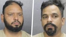 Dos pilotos venezolanos son arrestados en Florida con un cargamento de armas y dinero