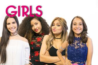 Girl Power! Estas son las chicas de La Banda