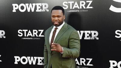 """50 Cent says he's bringing """"Power"""" back to the people"""