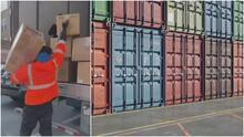 No ha sido entregado contenedor con ayuda recolectada en Chicago para Centroamérica tras huracanes Eta e Iota