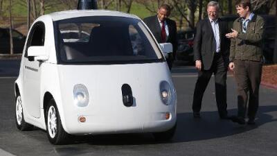 ¿Cómo se comunicarán los automóviles sin conductor con los peatones y los ciclistas?