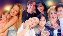 JLo junto a sus 'coconuts', Geraldine Bazán y otras famosas que festejaron el Día de la Madre