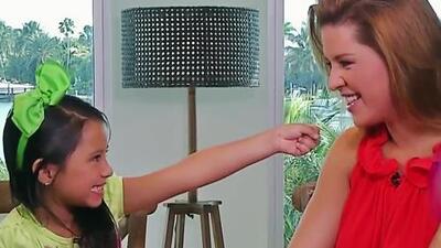 El mejor momento de su vida: Alicia Machado recordó cuando fue entrevistada por su hija Dinorah