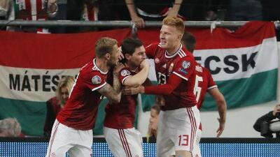 Hungría 1-0 Gales - RESUMEN Y GOL - Grupo E - Clasificatorio Eurocopa 2020
