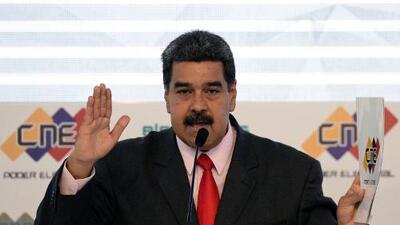 Maduro expulsa a dos diplomáticos de EEUU en Venezuela y el gobierno de Trump amenaza con represalias