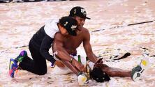 ¿Bebió alcohol? La viral celebración del pequeño hijo de Rajon Rondo