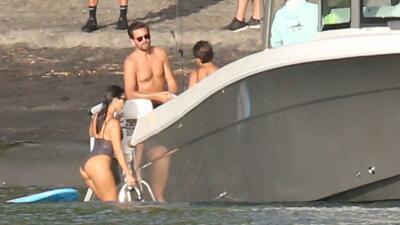 Kourtney Kardashian y su ex Scott Disick de vacaciones con sus hijos en Costa Rica (y no se ve a la novia de él)