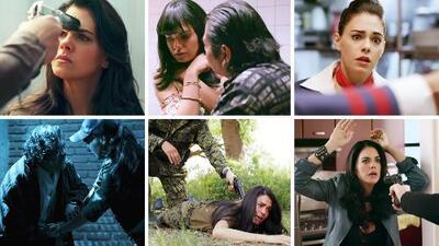 Los 10 momentos más tormentosos de Yolanda en 'La piloto'
