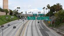 Se reporta tráfico vehicular fluido en las principales vías de Los Ángeles durante esta mañana de jueves
